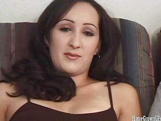 Dp threesome Busty amateur in homemade dp threesome