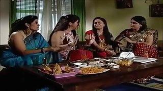 Bhabhi bracelet ritual.