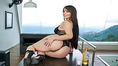 big ass VRLatina - Amazing Latina Big Ass Hard Fucking - VR Experience wife
