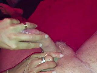 Tugjobs luna boobs Latina tugjob
