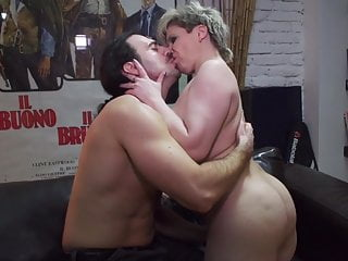 Horney dude doing busty shemale Busty matures bang young dudes