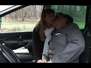 Nice fucken tits Fucken penalty old officer