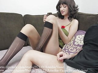 Eden dd porn preview - Sister is interested in porn preview by amedee vause