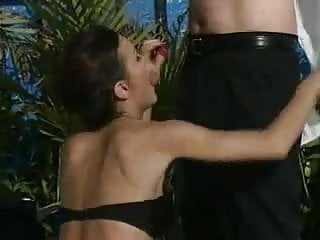 E fuckers - Nancy vee - pool fucker with best legs in porn