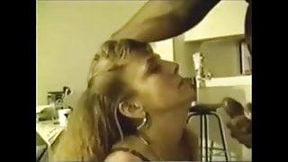 White wives get black cum compilation