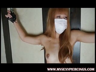 Sexy piercings on girls My sexy piercings tiny japanese girl with pierced nipples
