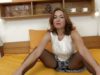 Sexy grannys moobile videos - Mature sexy mother with thirsty pussy