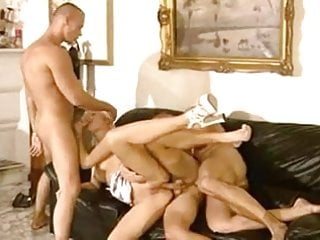 Lots girls fucking together orgy Bisex orgy lots of girl anal