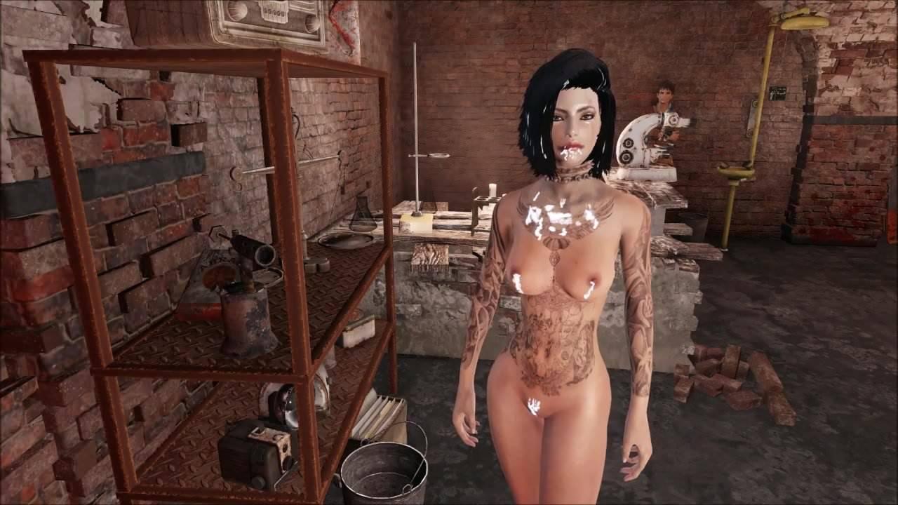 Fallout 4 xxx