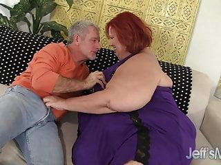 Gray hair women sexy Hot ssbbw redhead granny fucked by gray haired daddy