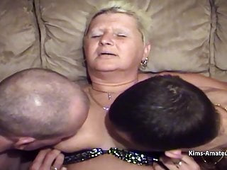 How to grow a larger penis - Larger mature get pleasured by son in laws while hubby fucks