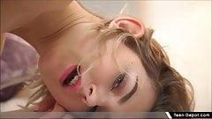 Lady Jay 18yo Wet Teen Pussy Orgasm