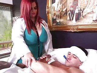 Sexy redheades Sexy doctor bbw fucks by patient