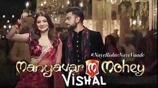 Virat Kohli & Anushka sharma Dirty Talk Dubbing !!