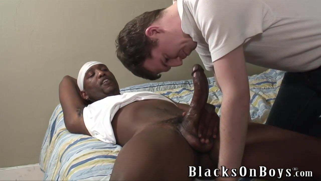 Black Cock Sissy Faggot