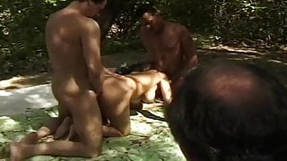 Swing Time With Horny Wife
