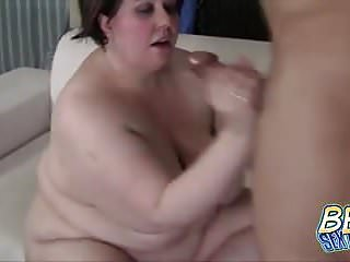 Bbw lesbian free sex videos - Titty fucking bbw jellibean gets it doggystyle