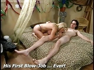 Virgin pirn - My first virgin on video