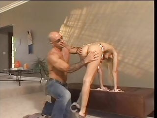 Can facial waxing create stubble Petite blond slut gets anal and pussy waxed