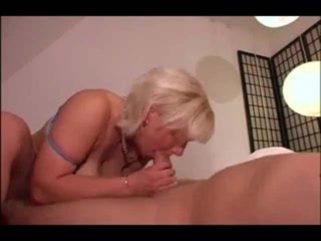 German Mom Big Tit