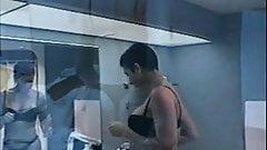 Roxy - Bathroom Blowjob (with audio)