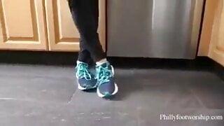 Jamie Daniel's Feet