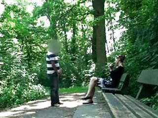 Rv park swingers - Couple swinger fucking in a park - pinguino69