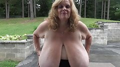 Huge Breasts Mature