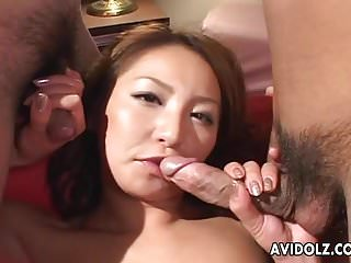 Man with pussy fuck video - Slutty looking thai fucks the man with her tight pussy