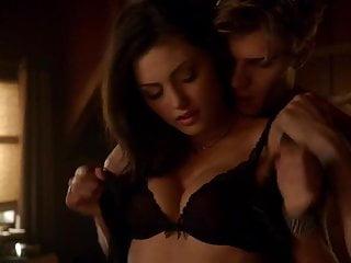 Best sex sceens movies Phoebe tonkin sex sceene secret circle geil