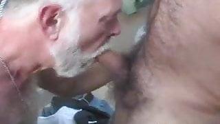 Old men sex