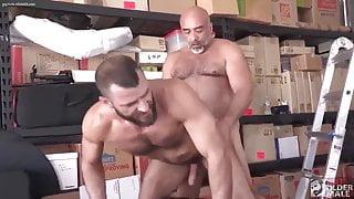 Brian Davilla fuck well Jake Morgan
