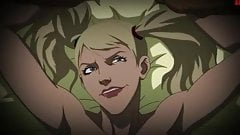 Harley Quinn sex
