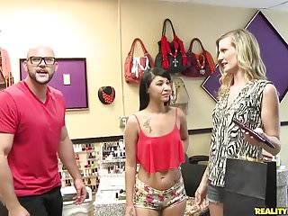 Tina price anal Realitykings - money talks - the price of pleasure