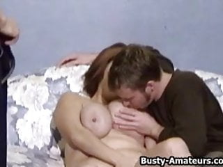 Helena busty amatures Busty helena fucking two cocks