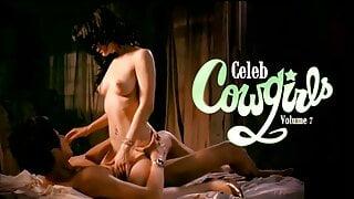 Celebrity Cowgirls Volume Seven