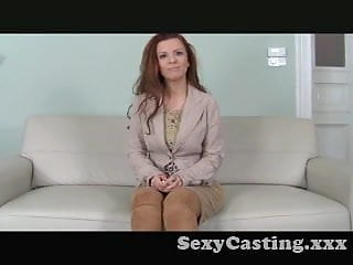 Reggitt sex auburn ca Casting - auburn beauty gets coated with cum