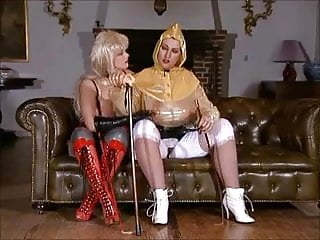 Lesbian solo movies My best german latex movie