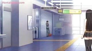 Crimson Girls Chikan Shihai Ep 1