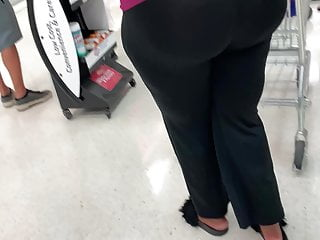 Plump black booties on big dicks - Bbw plump booty candid huge see through