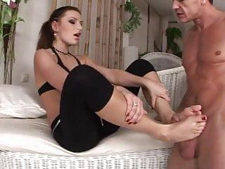 Best european pornstar The best legs of the world, issue 09