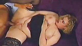 german bbw anal fuck