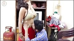 Hot Bhabhi Ki Jabardast Chudayi Ki Devar Ne