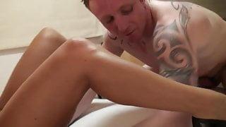 Horny British Hotel Manager