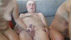 Granpa fuck girl