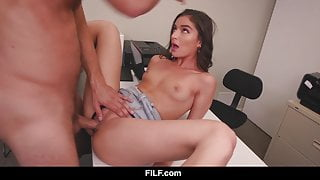 FILF - Emily Willis Will Do Anything For The Job