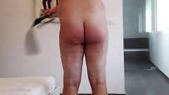 CPCotpaxi self-spanking during COVID-19 times
