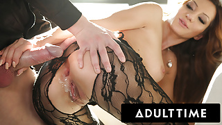 The Best Gushing Anal Creampie Comp EVER!