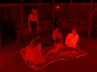 Robert maschio gay Abigail clayton in nude scene from ciao maschio 1978