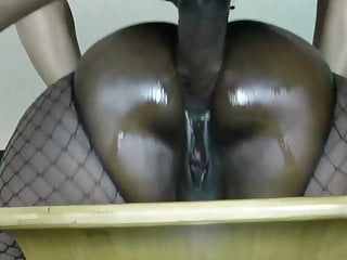 Yo Mature Ebony Has Deep Anal Sex XhuH